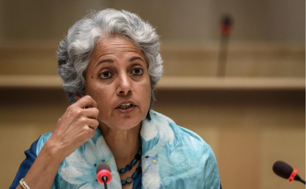 Доктор Сумья Сваминатан