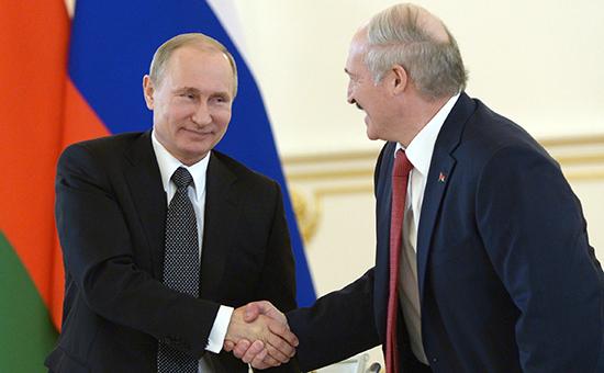 Лукашенко со второй попытки встретится с Путиным
