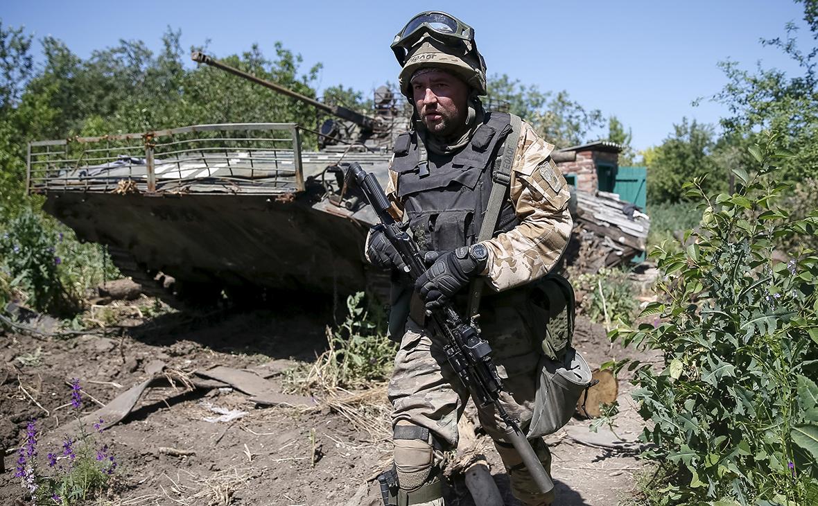 Украинские силовики заявили о применении против них «самого страшного оружия»
