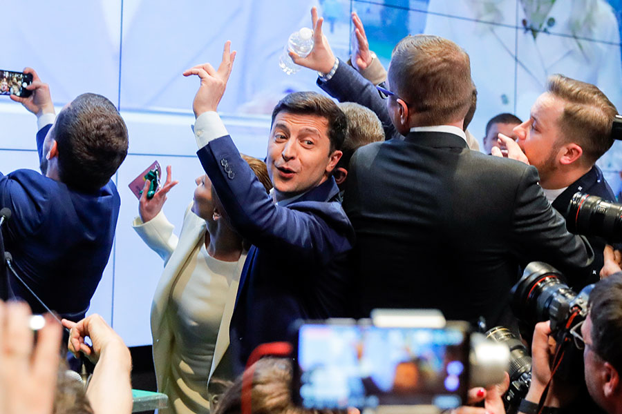 Фото:Вадим Гирда / AP