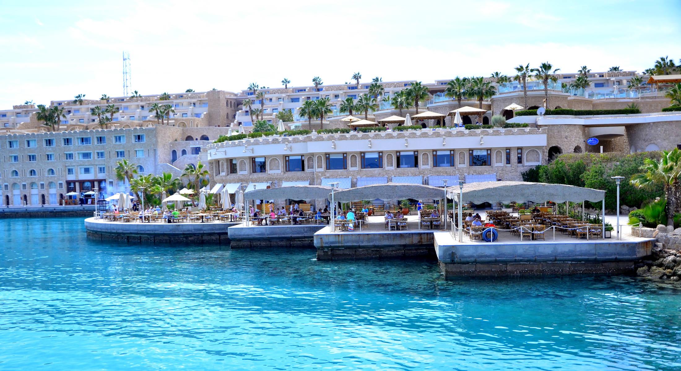 Коралловый замок. Citadel Azur Resort (Египет)
