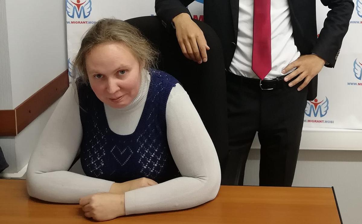 Валентина Чупик