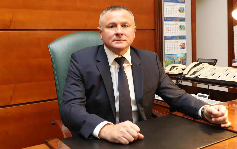 Начальник управления ФСБ России по Ростовской области Игорь Голдобин