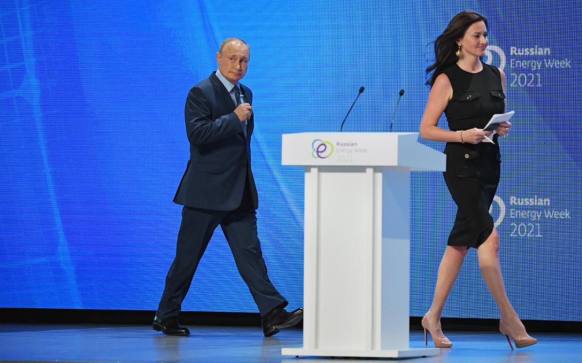 Зарубин рассказал о журналистке, которая не слушала перевод слов Путина