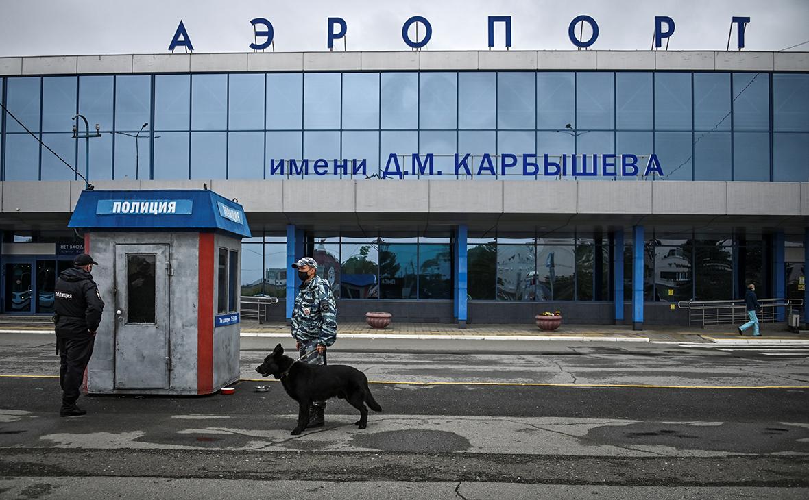 Аэропорт в Омске