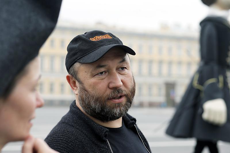 Кинорежиссер и продюсер Тимур Бекмамбетов