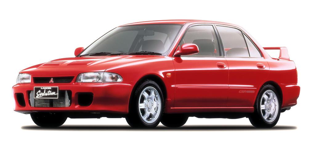 Mitsubishi Lancer Evolution I 1992