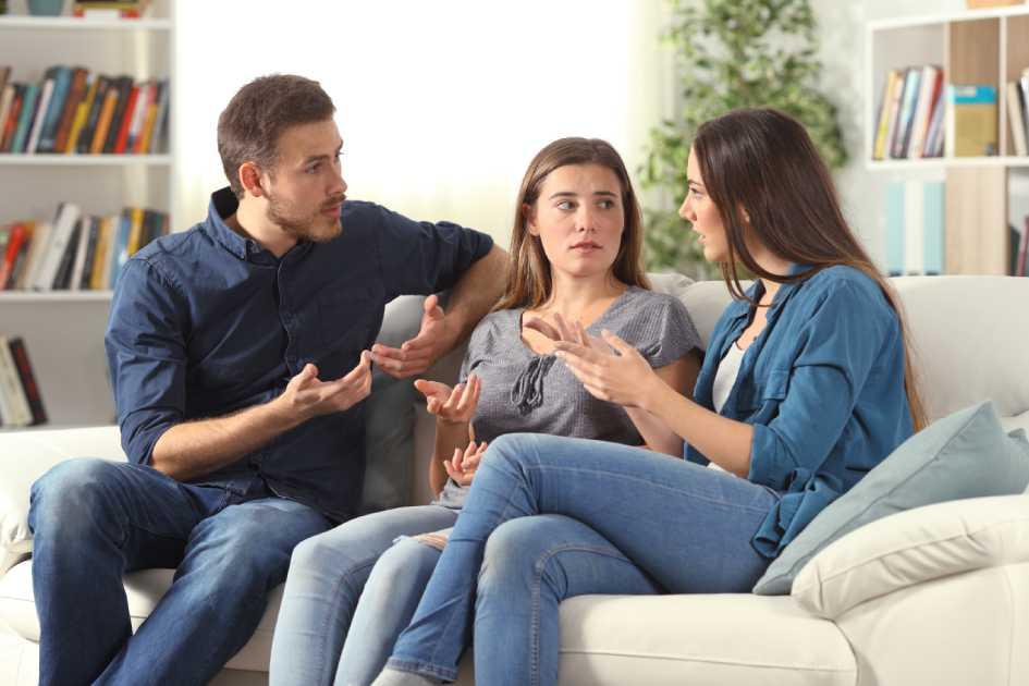 Эмоции не помогут урегулировать спор