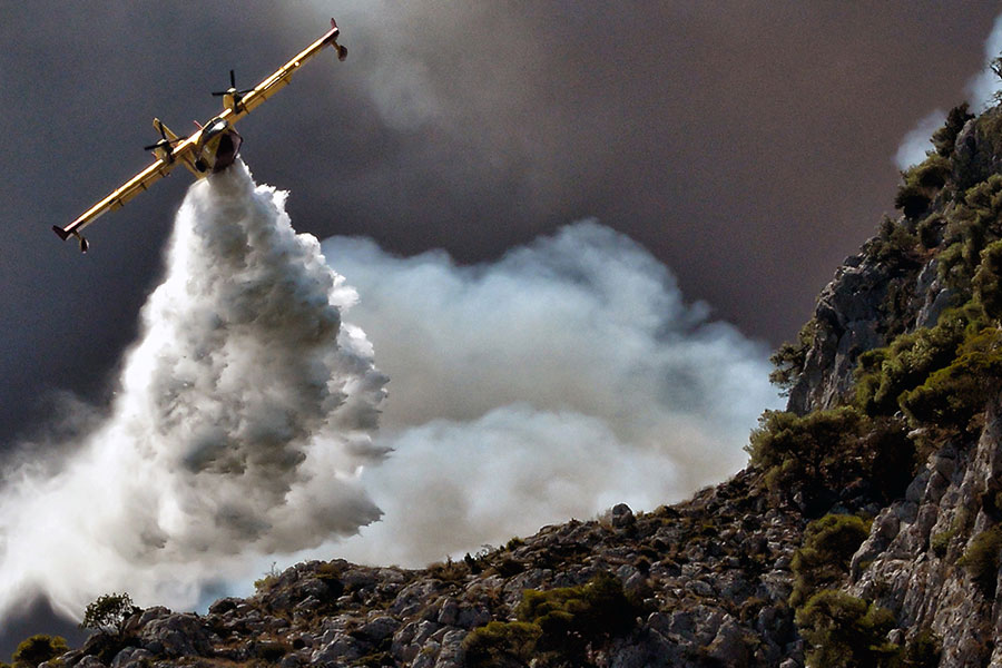 Фото:Vasilis Psomas / EPA / ТАСС