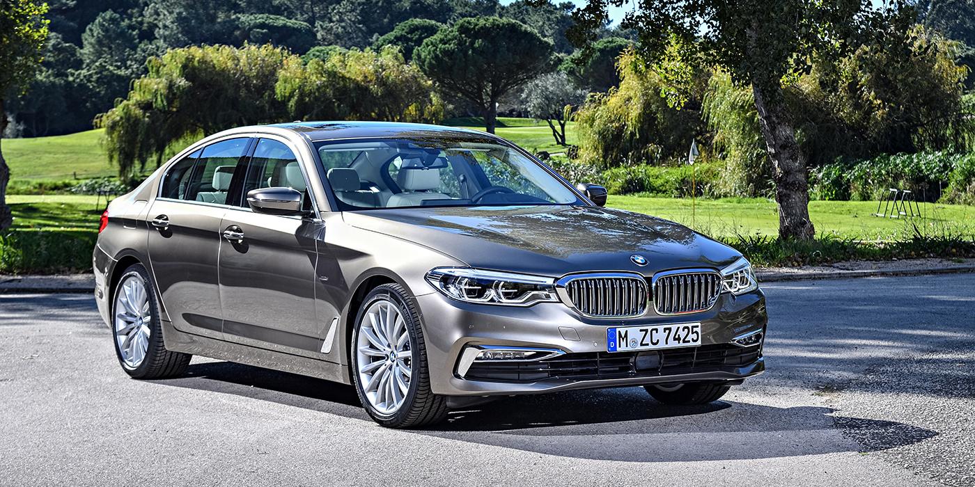 BMW 5-Series G30 (2016-...)