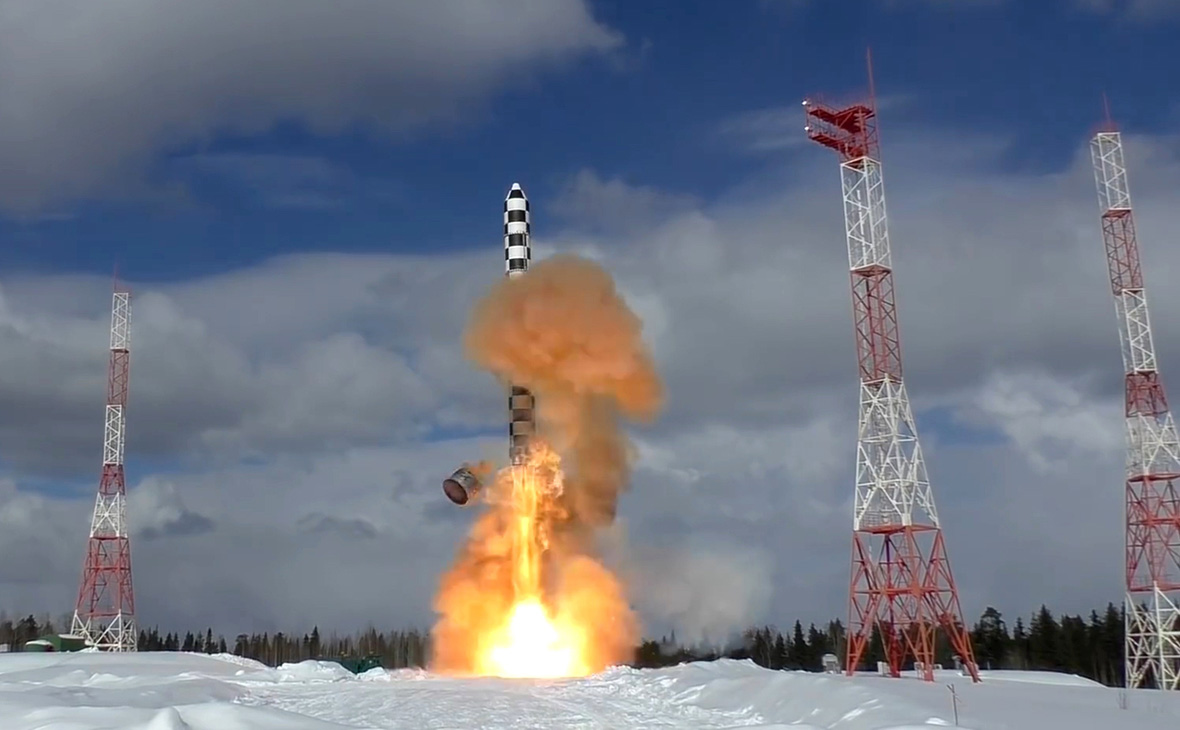 Фото: Министерство обороны РФ / РИА Новости