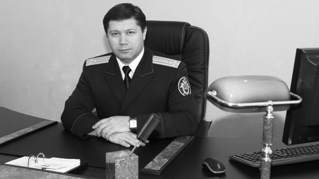СК РФ начал проверку по факту гибели главы СУ СК Пермского края
