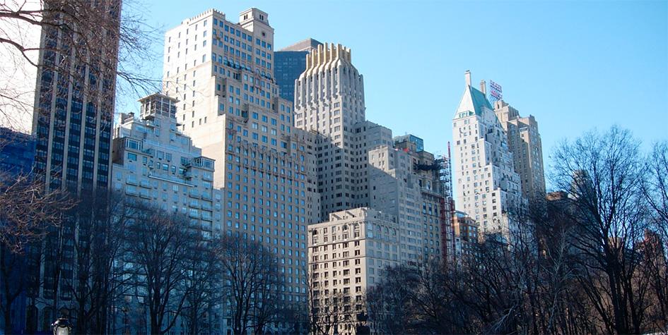 Trump Parc East по адресу 100 Central Park South