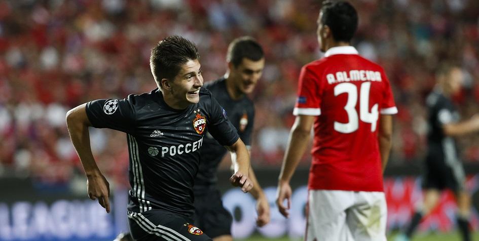 Футболист ЦСКА перейдет в польский клуб