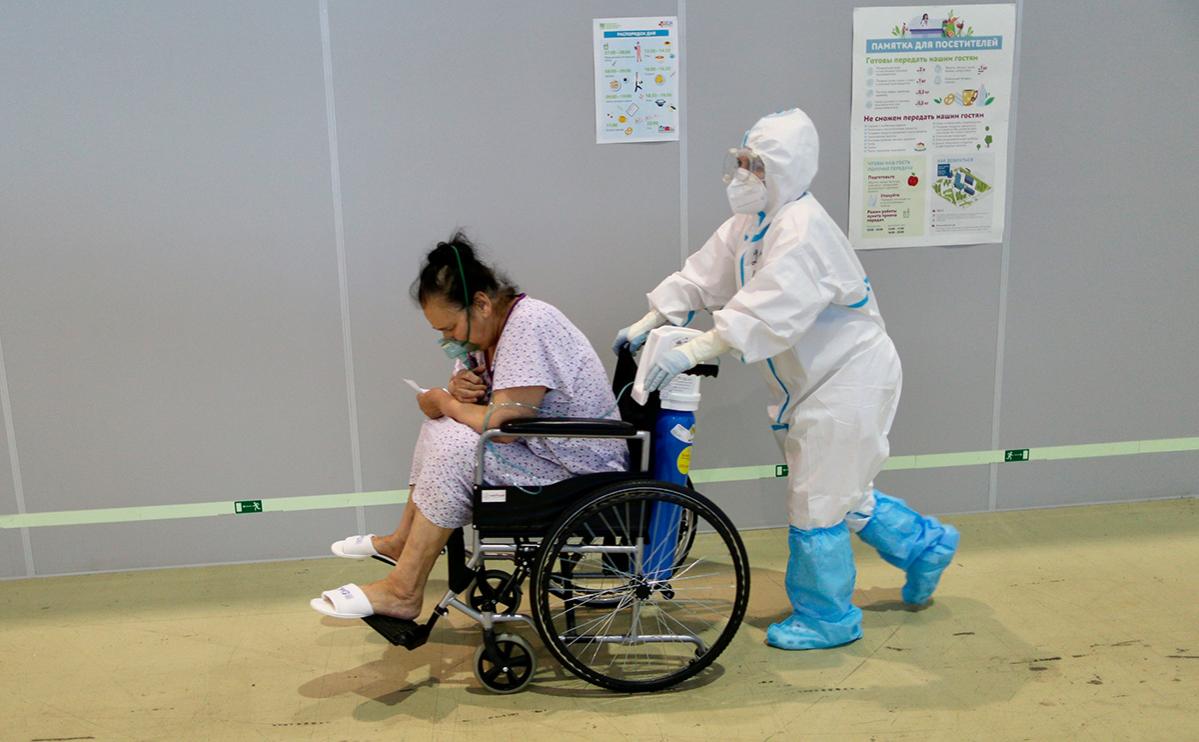 Мурашко заявил об ускорившемся поражении легких при коронавирусе