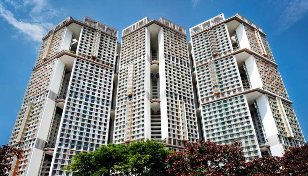 Небоскреб построен вдекабре 2015 года позаказу властей Сингапура