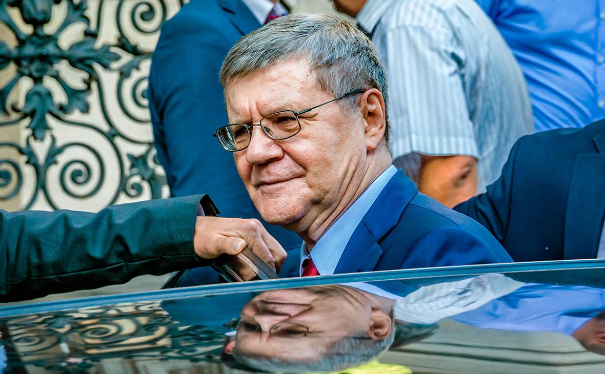 Чайка назвал недопустимым арест людей со статусом уровня Керимова