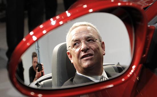 Bloomberg рассказал о пенсии ушедшего в отставку главы Volkswagen