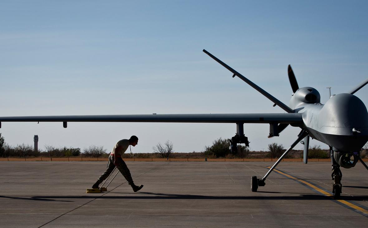 Беспилотный летательный аппарат «MQ-9 Reaper»