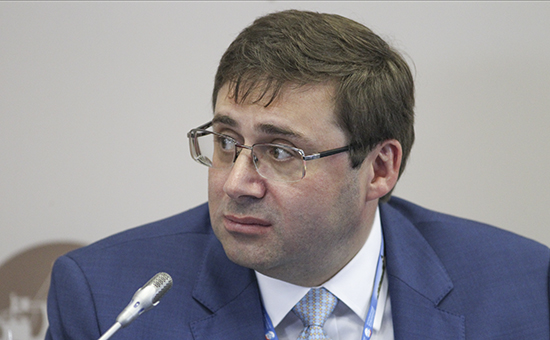 Первый зампред ЦБ Сергей Швецов