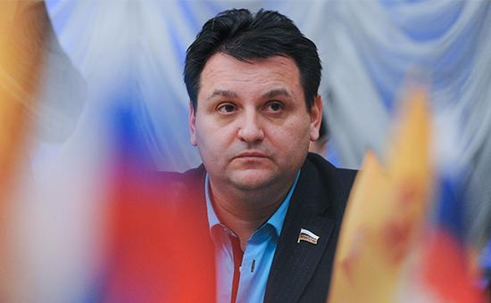 Депутат Госдумы РФ Олег Михеев