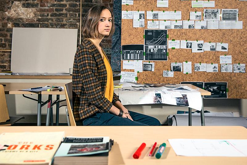 Соня Савельева, менеджер проектов института «Стрелка»