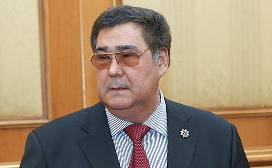 Глава Кемеровской области Аман Тулеев