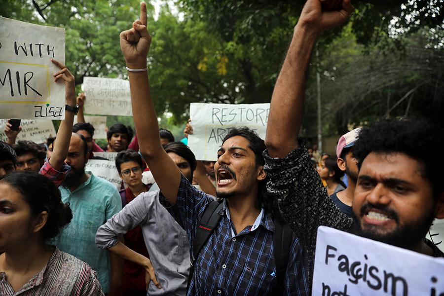 Фото:Manish Swarup / AP
