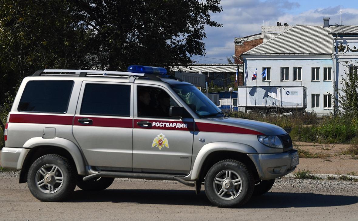 Автомобиль Росгвардии сбил двух детей на пешеходном переходе под Брянском