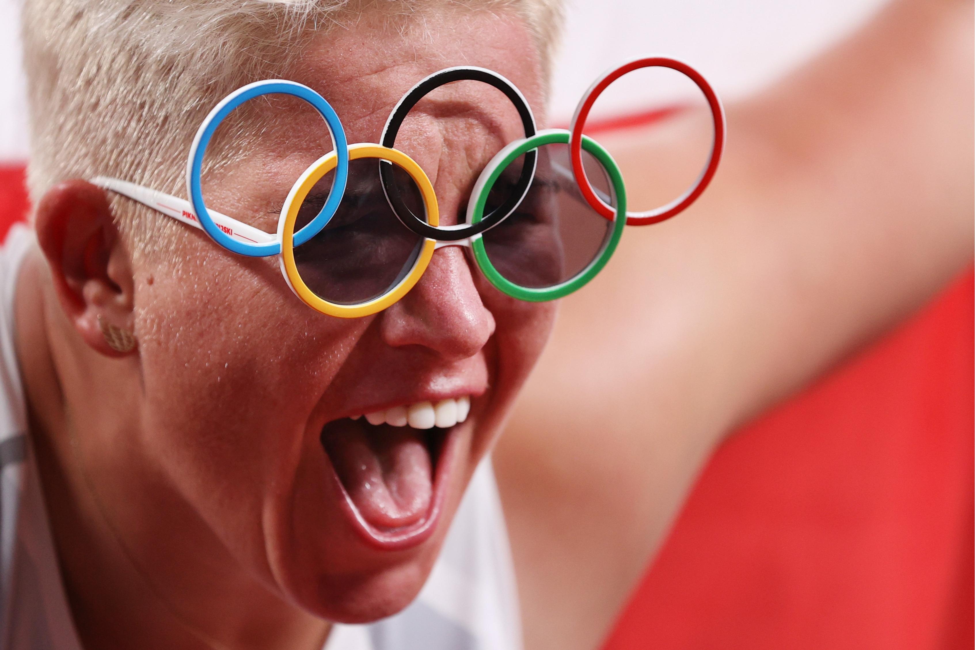 Фото: Анита Влодарчик (Photo by Patrick Smith / Getty Images)