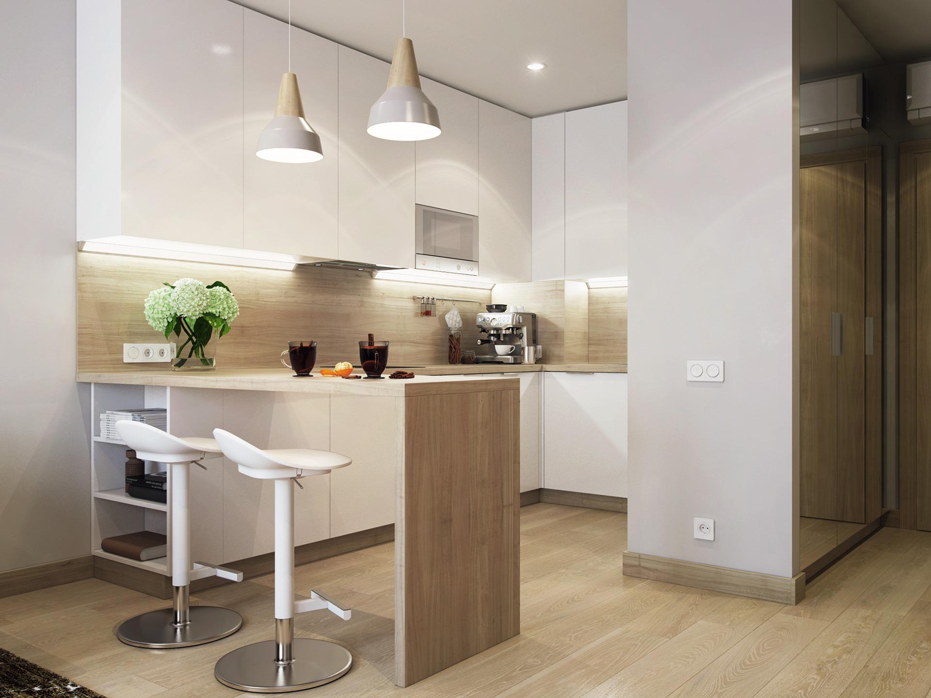 Апартамент Two bedroom в YE'S Technopark