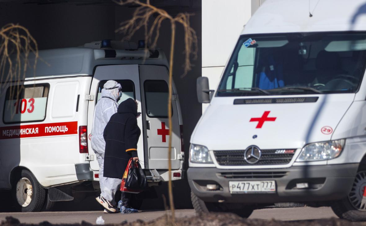 В России второй день подряд выявили 8,7 тыс. новых заболевших