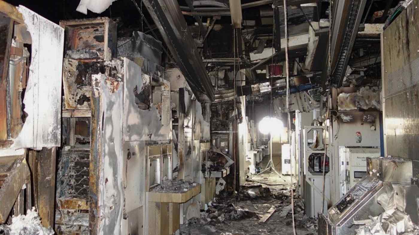 Последствия пожара на предприятии Renesas