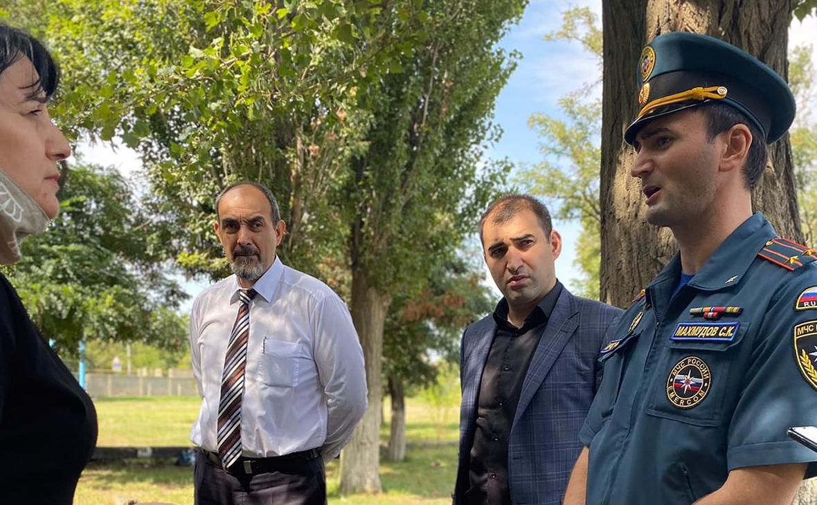 Фото:Минобрнауки республики Дагестан