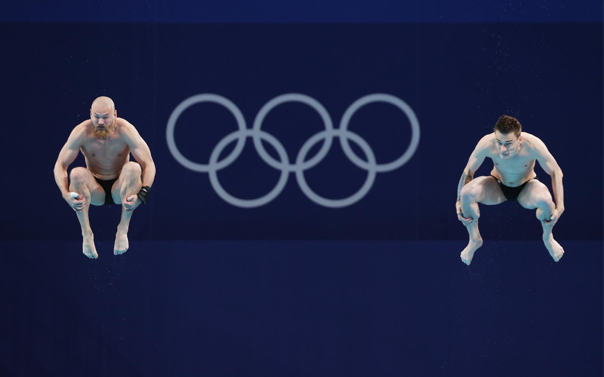 Фото: Евгений Кузнецов и Никита Шлейхер (Maddie Meyer/Getty Images)