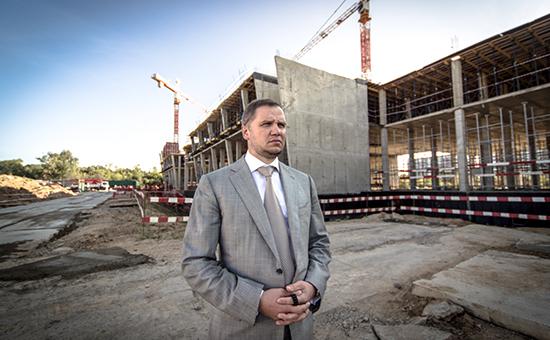 Президент ГК «Мортон» Александр Ручьев