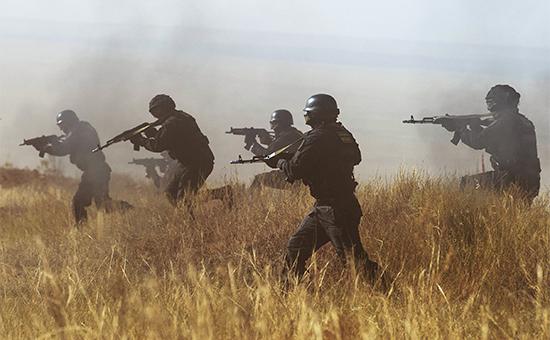 Стратегические учения армии России «Центр-2015» вЦентральном военном округе. 17 сентября 2015 года
