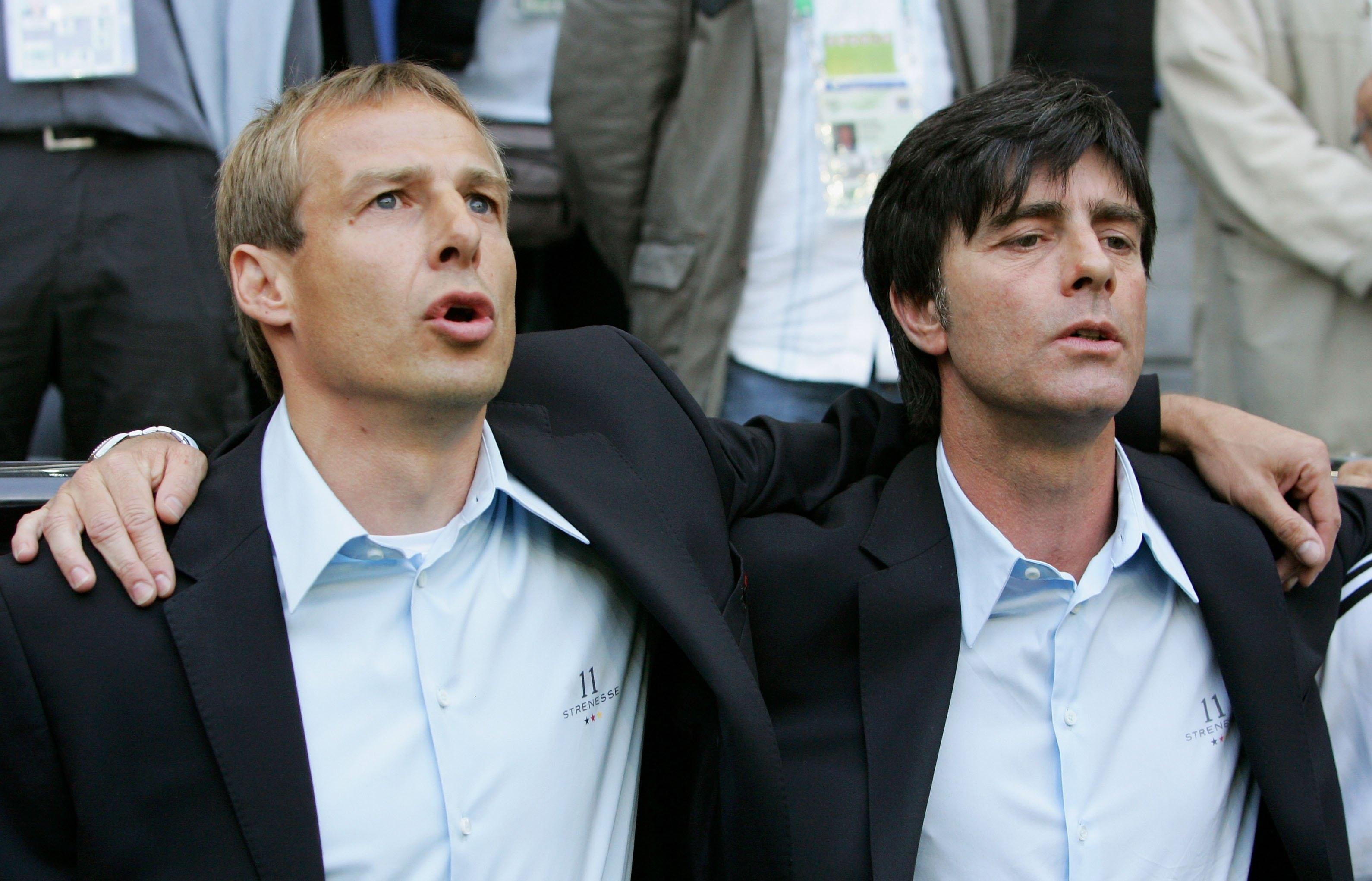 9 июня 2006. Первый матч Германии на домашнем чемпионате мира. В тот день команда со счетом 4:2 обыграла Коста-Рику.