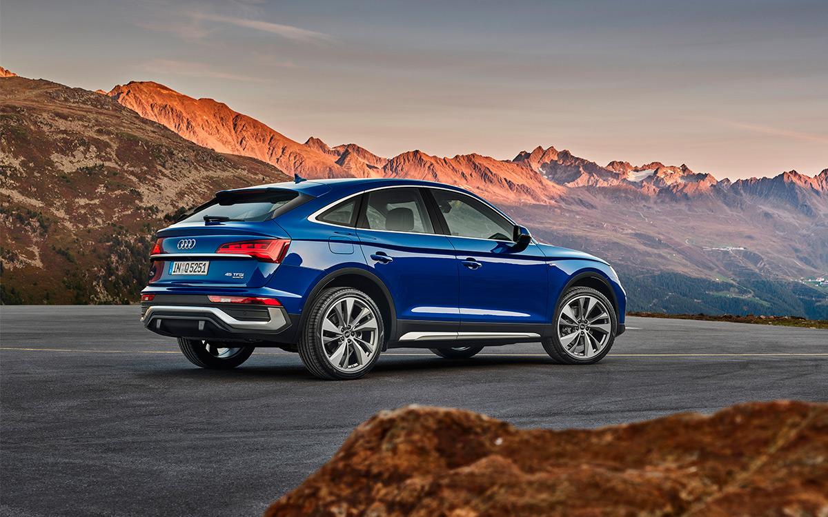 <p>Audi Q5 Sportback</p>