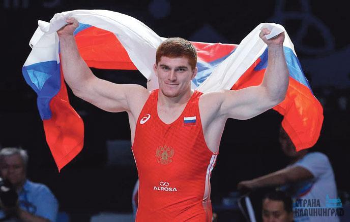 Олимпийский чемпион Муса Евлоев
