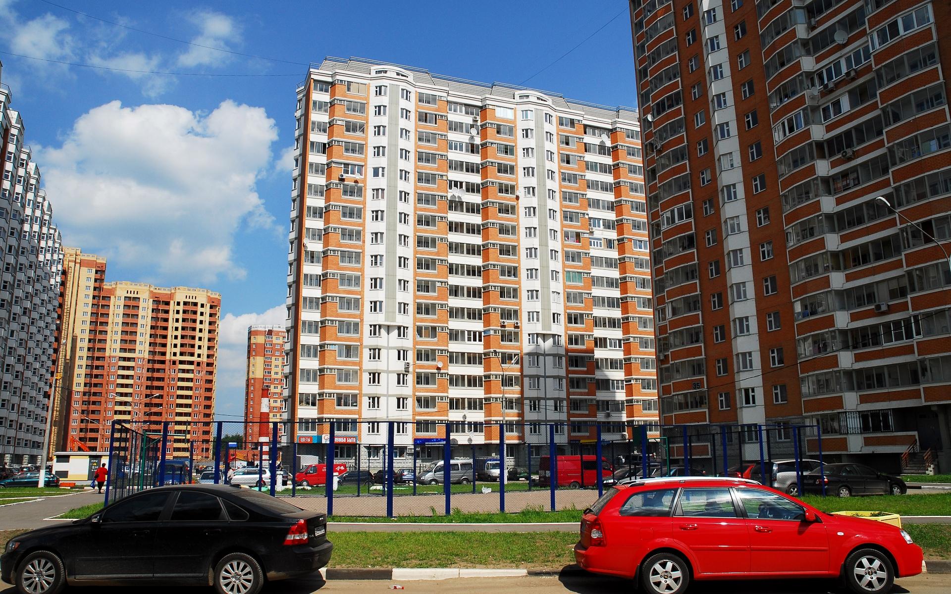 Московская область. Балашиха