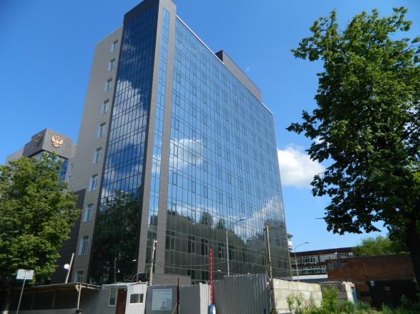 Краевой суд ищет подрядчика для достройки собственного здания