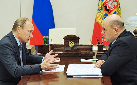 Путин предложил ввести «народный контроль» за уплатой налогов