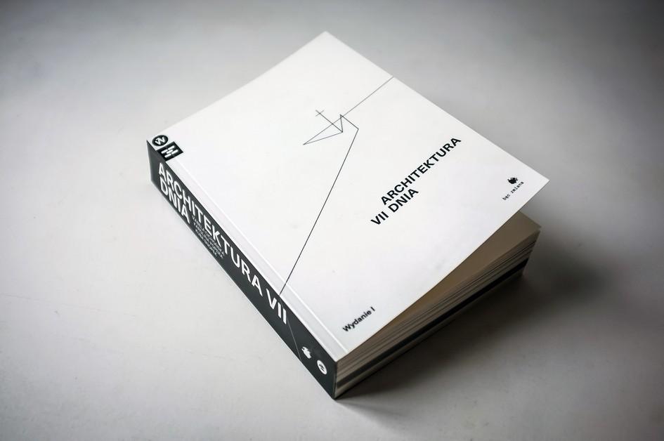 Книга «Архитектура 7 дня», Изабела Чихоньска, Каролина Попера, Куба Снопек. Издательство Bęc Zmiana