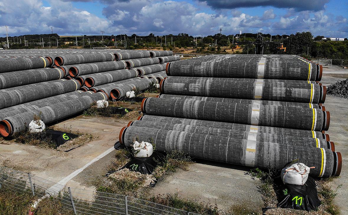 Wintershall Dea остановила финансирование Nord Stream 2