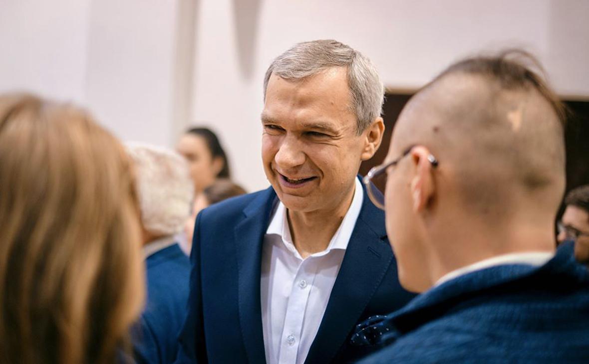 Павел Латушко
