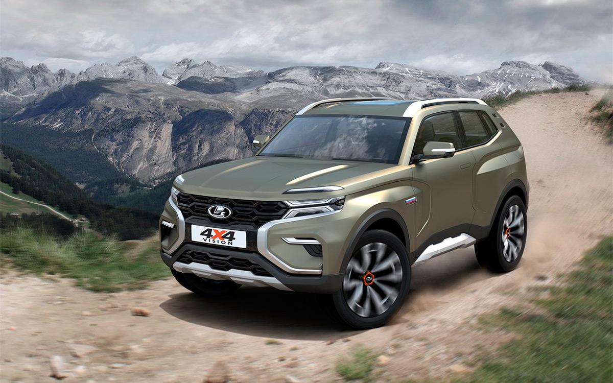 <p>Автомобиль &laquo;Нива&raquo; третьей генерации не будет похожим на концепт 4x4 Vision, представленный летом 2018-го года на автосалоне в Москве.</p>