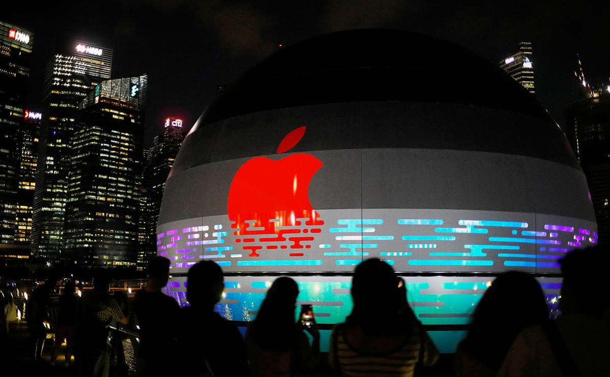 WSJ оценила рост Apple и Microsoft на фоне пандемии
