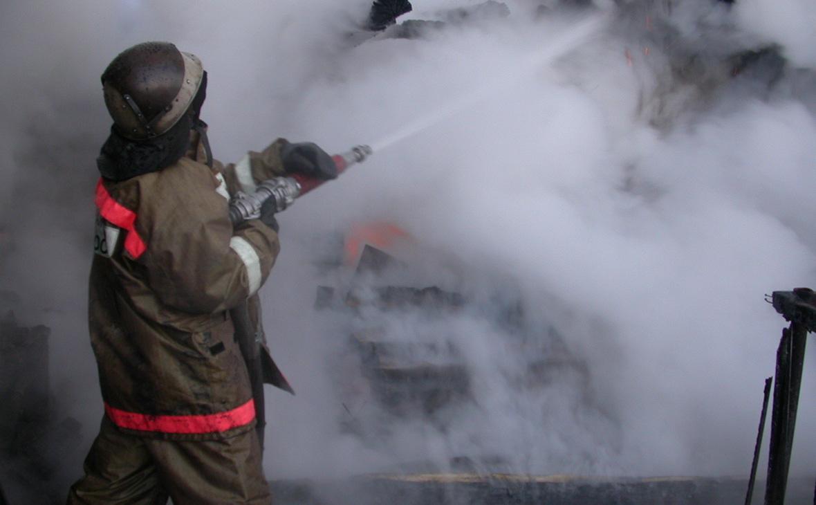 При пожаре в жилом доме в Краснодаре погиб человек