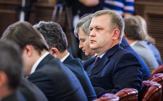 Глава московского департамента культуры Сергей Капков